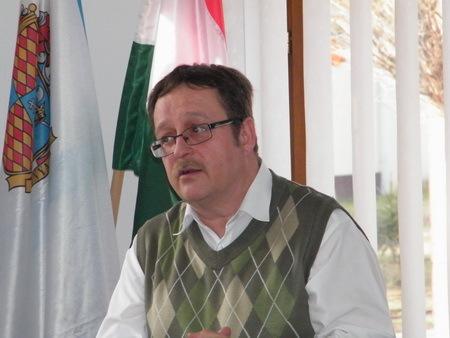 Dr. Csorba Csaba jegyző